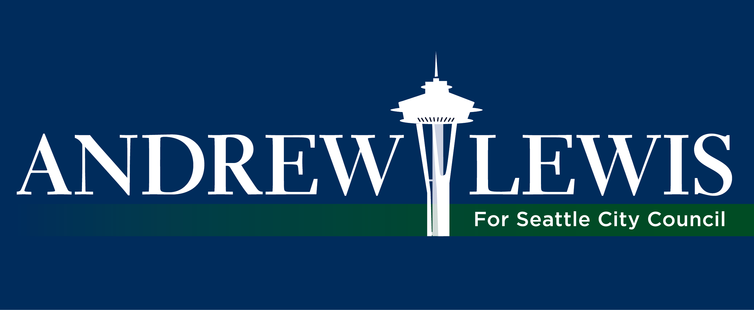 Andrew Lewis For Seattle City Council